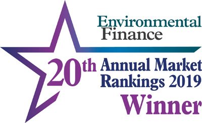 Environmental Finance 20th annual market rankings